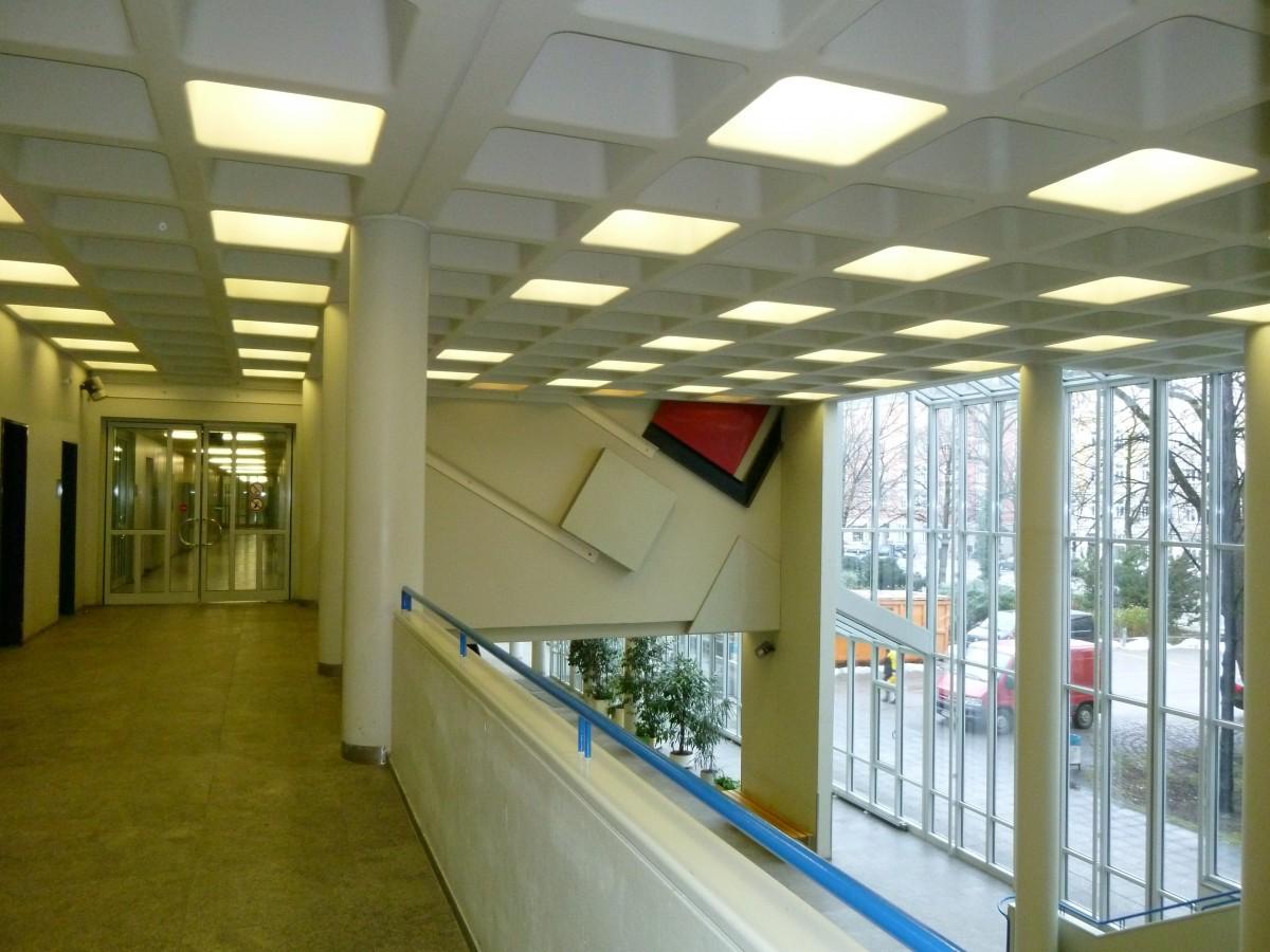 led licht in der schule lichtwoche m nchen. Black Bedroom Furniture Sets. Home Design Ideas