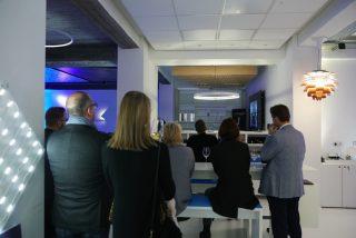 Licht aus neuer Perspektive: Eröffnung der 3. LICHTWOCHE München 2017 im Light Solution Center